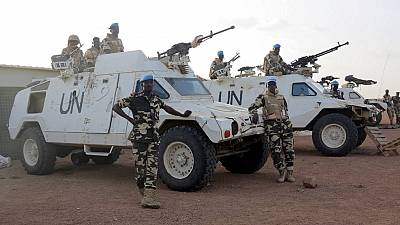 Two UN peacekeepers die in accidental explosion in Mali