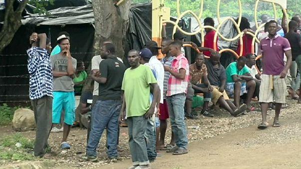 Orta Amerika ülkeleri Afrika'dan göç dalgasıyla karşı karşıya