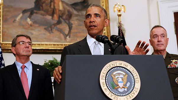 """Afghanistan: marcia indietro di Obama """"Usa manterranno 8.400 soldati nel 2017"""""""