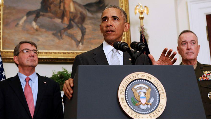 Obama, Afganistan'da 8 bin 400 ABD askerinin kalacağını açıkladı