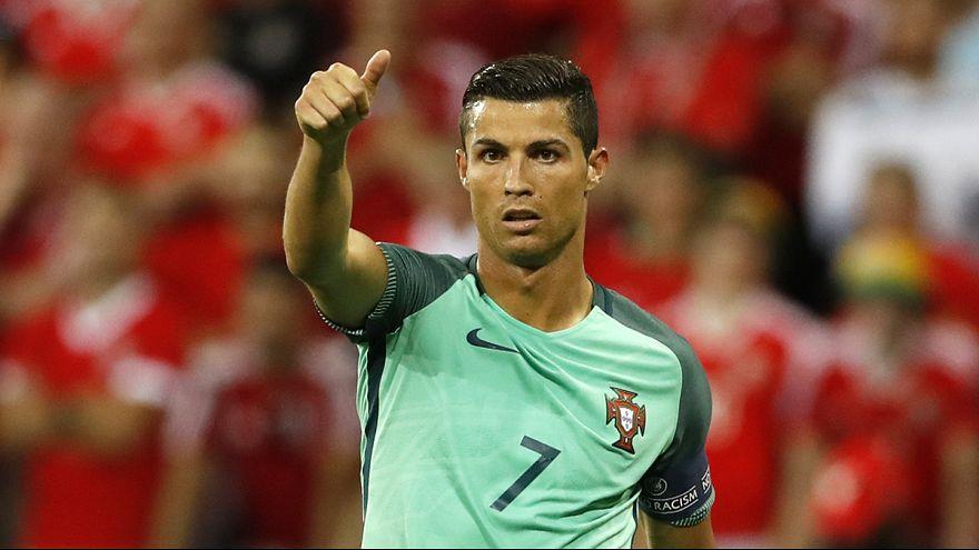 Ronaldo und das große Gähnen: #PORWAL auf Twitter