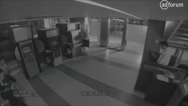 Alzheimer ATM (Banco Santa Fe)
