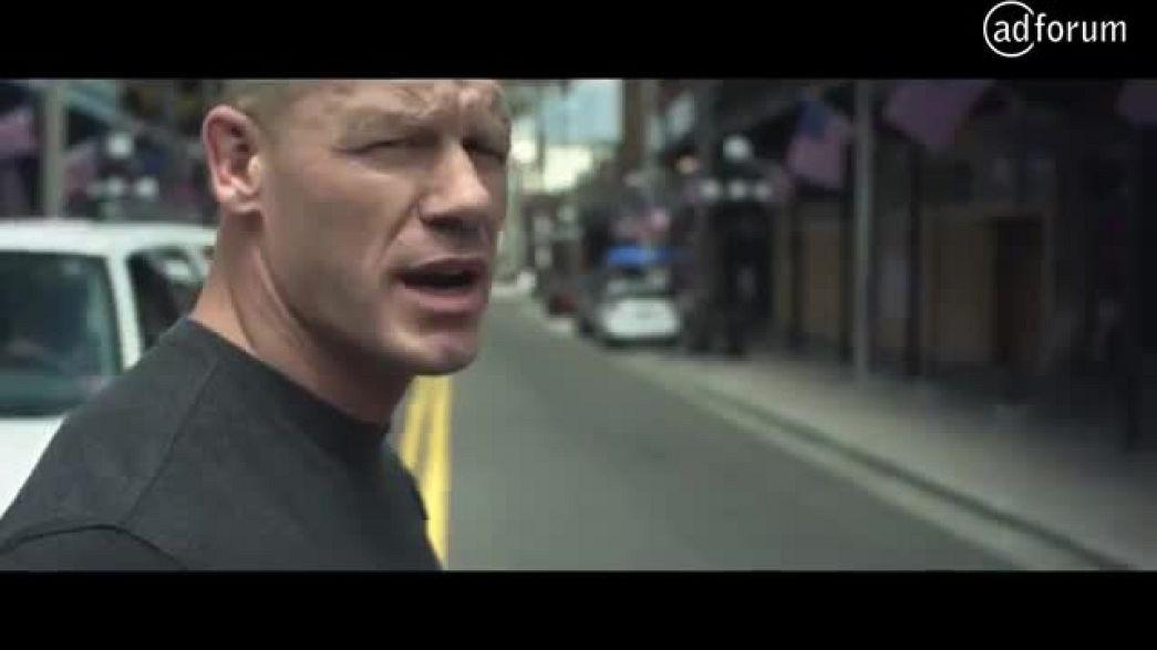 We Are America ft. John Cena  (Ad Council)
