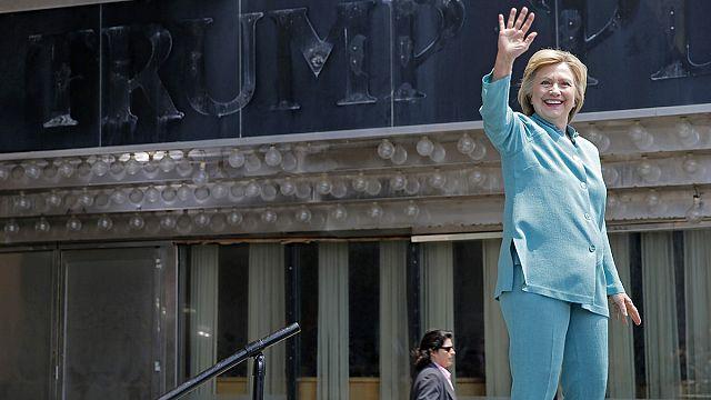 Генпрокурор США не будет предъявлять обвинений Хиллари Клинтон