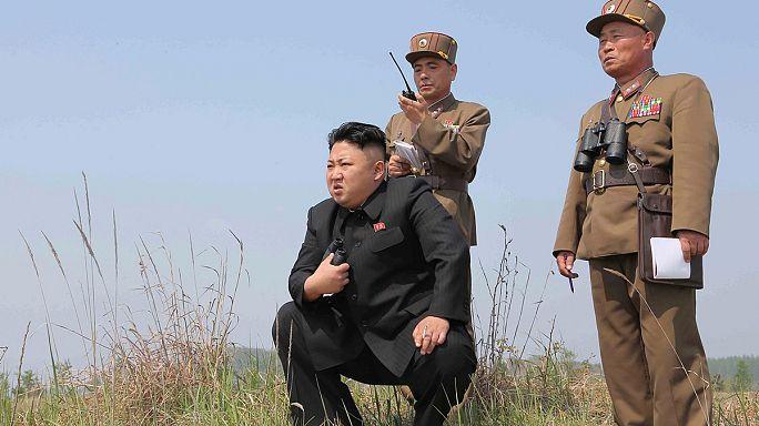 """USA: """"Persönliche Sanktionen"""" gegen Kim Jong Un"""