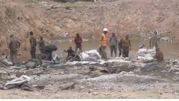 Le secteur minier sinistré en République démocratique du Congo
