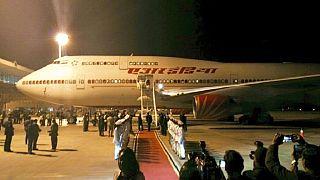 Le Premier ministre indien est arrivé au Mozambique