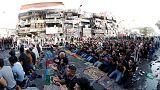 Mundo muçulmano assinala fim do Ramadão
