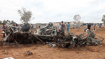 Libye : l'explosion d'une voiture piégée tue 12 soldats