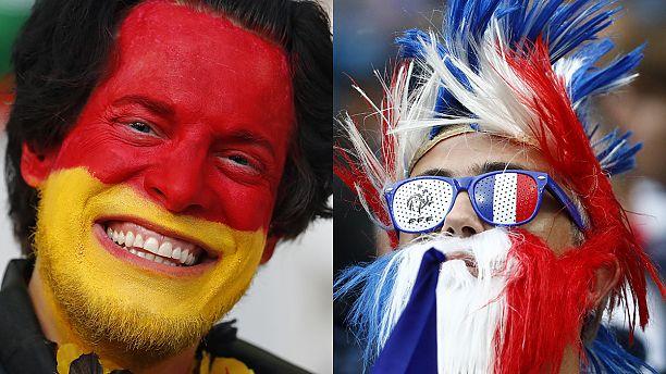 Francia y Alemania se juegan el paso a la gran final de la Eurocopa