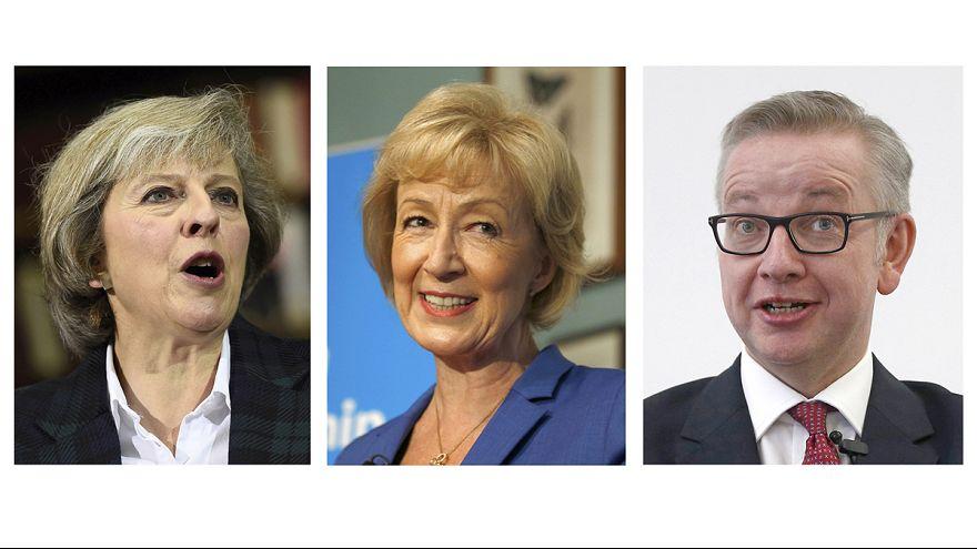 Британские депутаты-консерваторы выбирают двух финалистов голосования по кандидатуре премьера