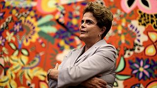 Suspended Dilma Rousseff presents defence in impeachment trial