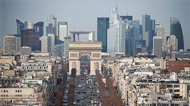 Париж хочет стать финансовым центром Европы