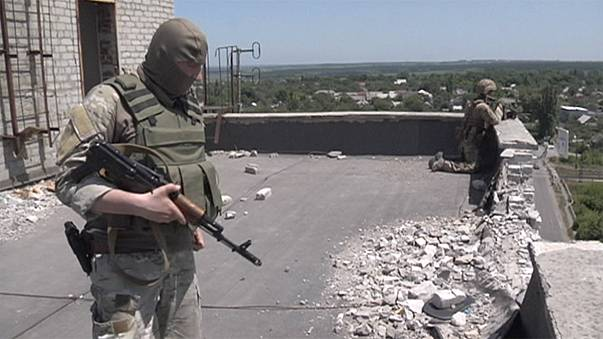 آتش جنگ در مرزهای شرقی اوکراین خاموش نمی شود