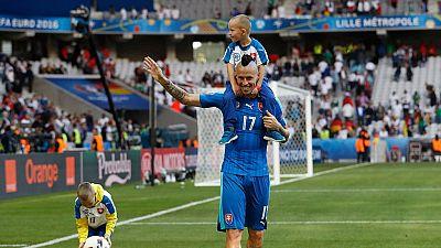 Euro 2016 : l'UEFA interdit aux enfants des joueurs d'entrer sur les terrains