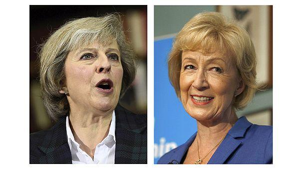 Los conservadores británicos seleccionan a dos candidatas para sustituir a Cameron: Theresa May y Andrea Leadsom