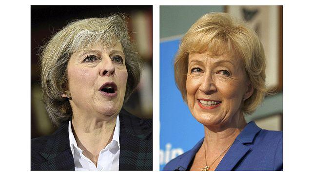 Управление Великобританией возьмет на себя женщина: за пост премьера сразятся Мэй и Лидсом