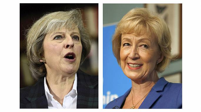 Rein Unido: Duas mulheres na corrida para suceder a Cameron