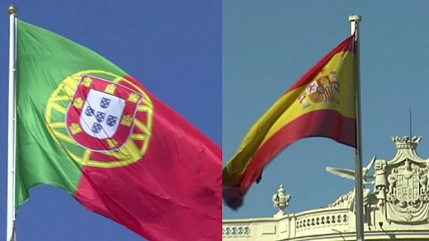 Les déficits de Madrid et Lisbonne dans la ligne de mire