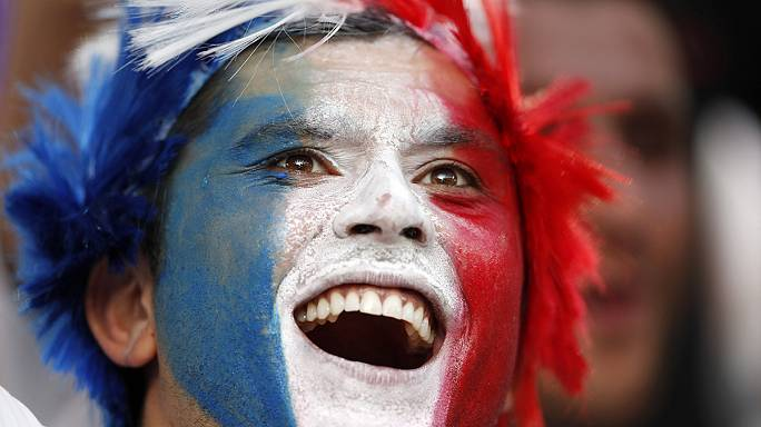 الفرنسيون يمنون النفس بالفوز على الألمان