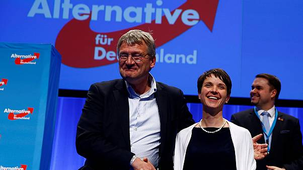 Bitter row threatens unity of the AFD - Alternative for Germany political party