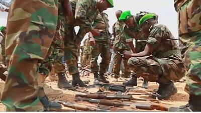 Somalia: African Union to withdraw troops starting 2018