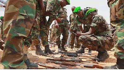 L'UA envisage le retrait de ses troupes de Somalie dès octobre 2018