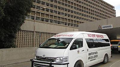 Unclaimed bodies cause 'catastrophe' at Namibia hospital morgue