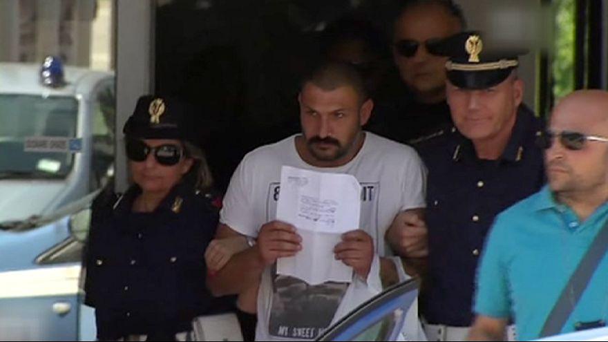 Italia: acusan de asesinato premeditado al ultra que mató a un refugiado nigeriano