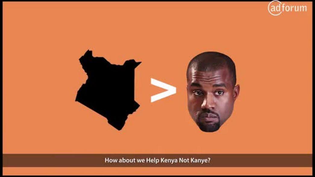 Help Kenya not Kanye (Crowdrise)