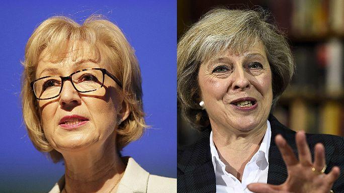 امرأتان تتنافسان لخلافة كاميرون في رئاسة الوزراء