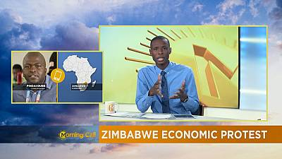 Zimbabwe economic protests [The Morning Call]