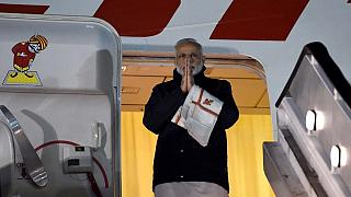 Le Premier ministre indien Narendra Modi est arrivé en Afrique du Sud