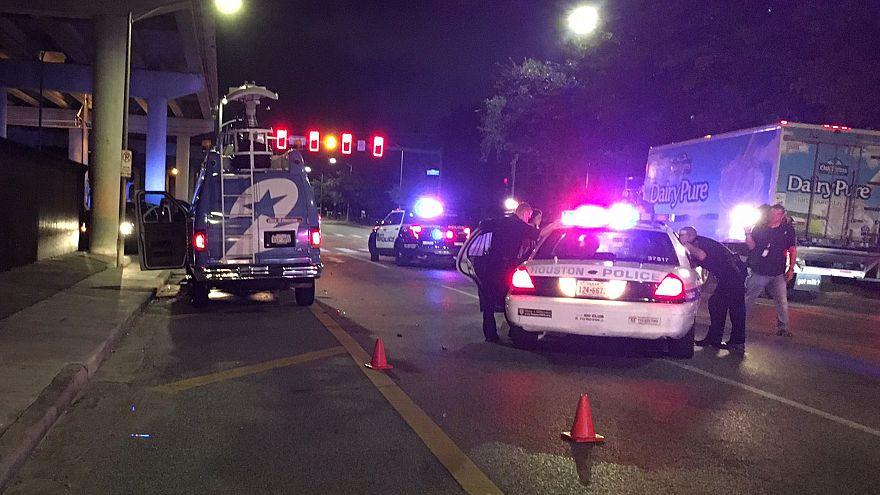 Image: Houston carjacking