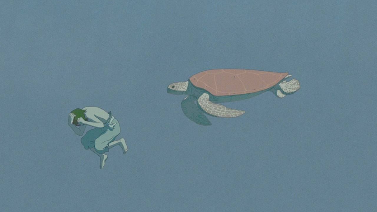 Image result for the red turtle