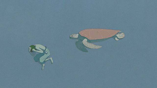'The Red Turtle': a wordless animated sensation