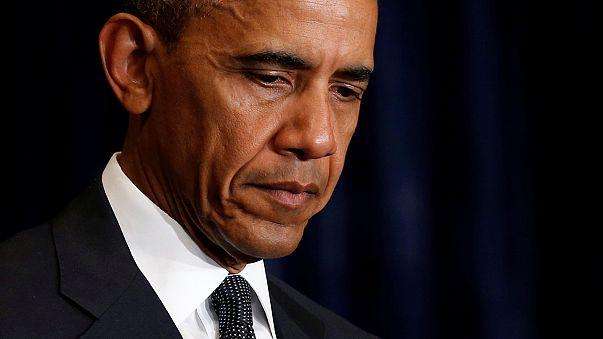 Obama condemns deadly Dallas police shootings