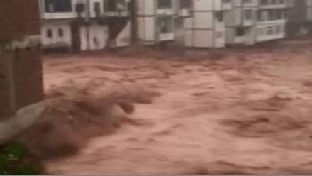 5 killed in rainstorms in southwest China