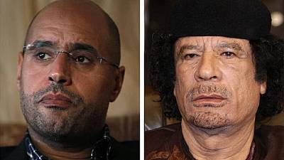 Gaddafi's son still in Zintan jail - Military source