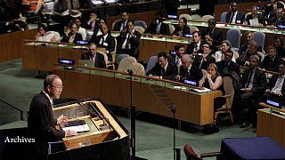 بان کی مون: 'آزمایشهای موشکی ایران با روح سازنده برجام سازگار نیست'