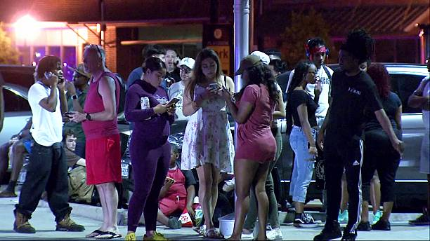 Dallas police shootings: eyewitnesses describe horror