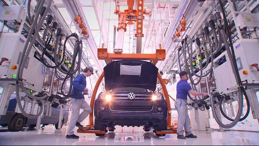 Schwache Weltkonjunktur verdirbt deutschen Exporteuren das Geschäft
