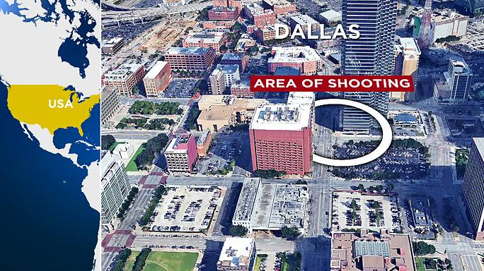 Dallas shootings: what we know