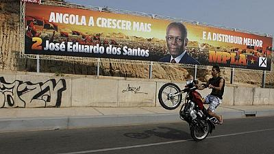 Dos Santos unopposed for leadership of Angola's ruling party