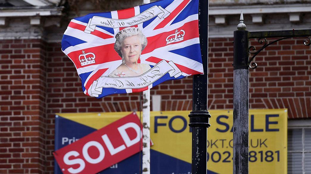 İngiltere ekonomisi yavaşladı