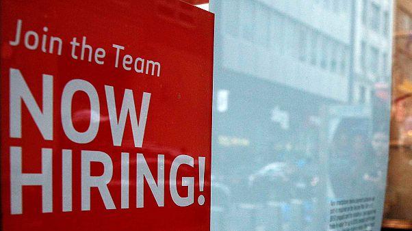 Estados Unidos gera em junho 287 mil novos postos de trabalho e anima mercados