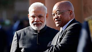 Indian PM proposes economic freedom with South Africa