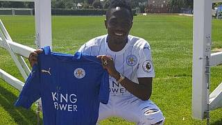 Nigeria's Ahmed Musa finally signs for Leicester City