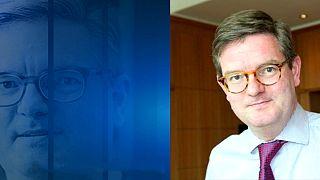 El diplomático Julian King, nuevo comisario europeo por parte del Reino Unido