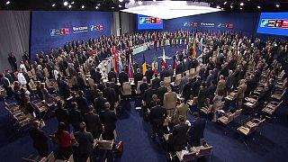 NATO zirvesi ilk kez Varşova'da toplandı
